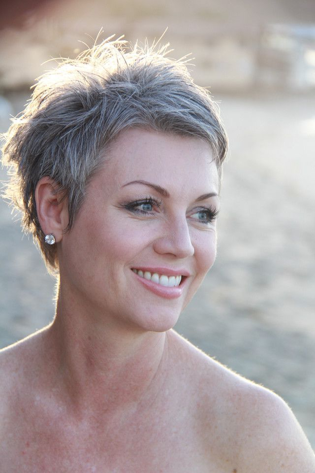 2018 Gray Short Pixie Cuts Throughout The 25+ Best Short Gray Hair Ideas On Pinterest (View 13 of 20)