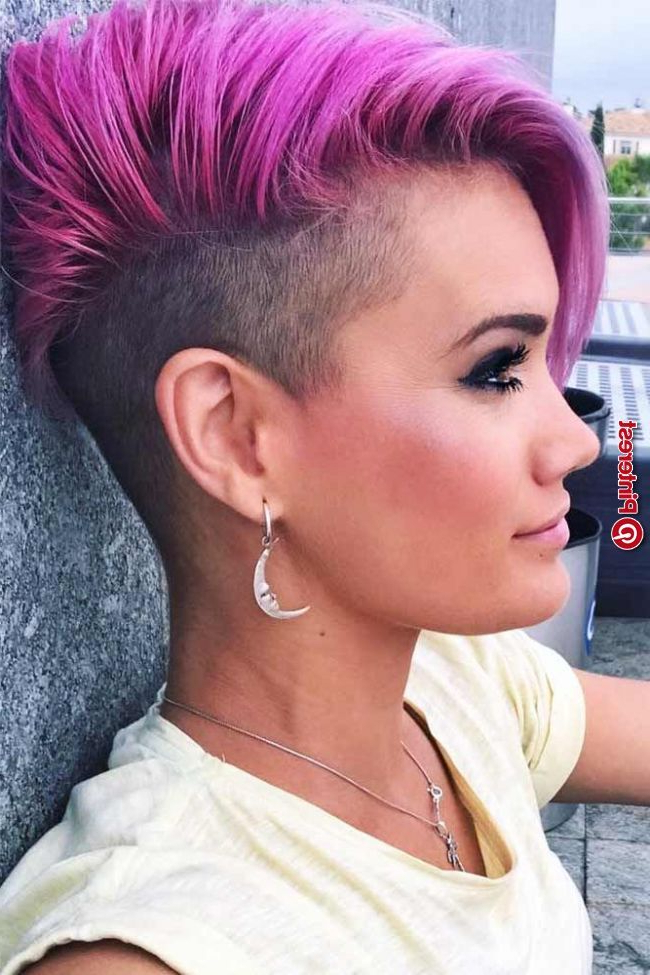 21 Super Daring Disconnected Undercut Styles Disconnected Throughout 2018 Disconnected Pixie Hairstyles (View 6 of 20)