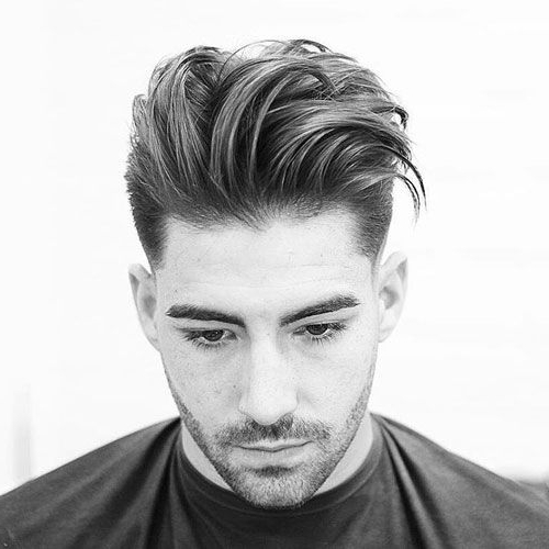 23 Best Quiff Hairstyles For Men (2020 Guide) (View 14 of 20)