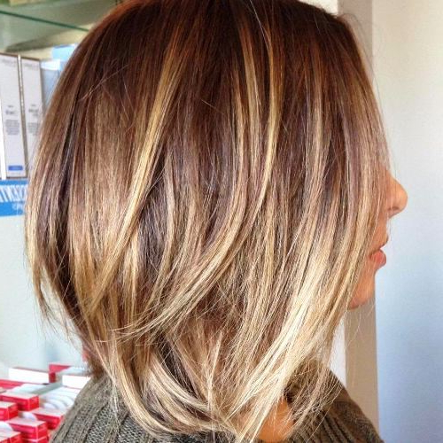 23 Groovy Ideas Of Balayage Short Hair To Give You Perfect In Blonde Balayage Hairstyles On Short Hair (View 17 of 20)