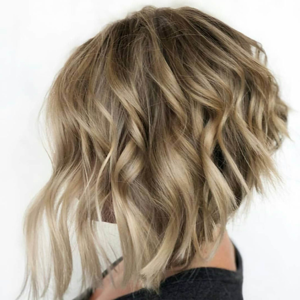 23 Trendy Layered Bob Hairstyles For 2020 – Petanouva In Layered Dimensional Hairstyles (View 9 of 20)