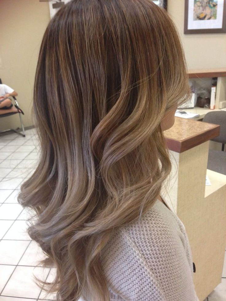 #24 Ash Blonde Hair | Cheap Human Hair Extensions, Ombre Throughout Ash Blonde Balayage Ombre On Dark Hairstyles (View 16 of 20)