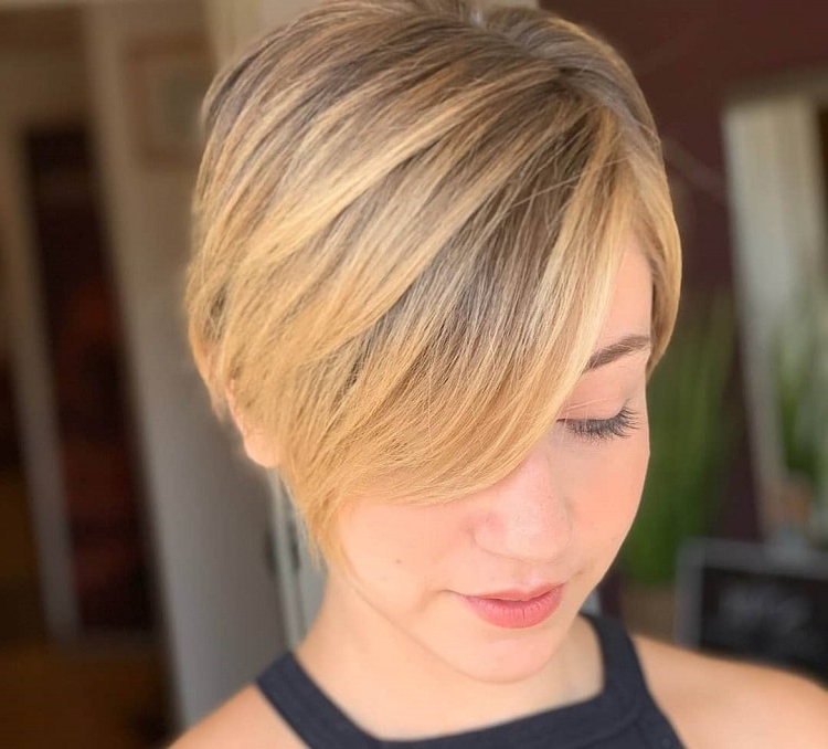 25 Trendiest Long Pixie Haircut Ideas For 2020 – Styledope With Sexy Long Pixie Hairstyles With Babylights (View 4 of 20)