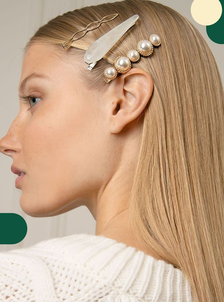 27 Hair Clips That Prove There's No Such As A Bad Hair Day Regarding Well Known Butterfly Clips Hairstyles (View 5 of 20)