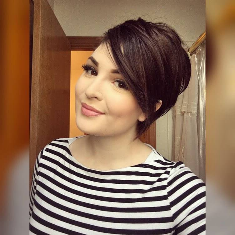 28+ Long Pixie Haircuts Design, Ideas | Hairstyles In Sexy Long Pixie Hairstyles With Babylights (View 5 of 20)