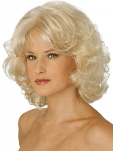 30 Best Curly Bob Hairstyles With How To Style Tips # 11 Inside White Blonde Curly Layered Bob Hairstyles (View 14 of 20)