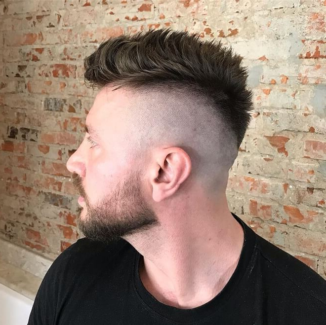30 Best Faux Hawk Haircuts For Men (View 10 of 20)