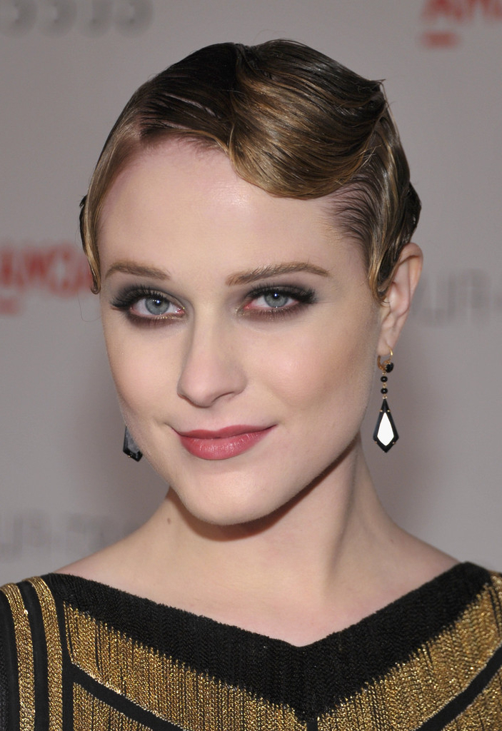 30 Finger Wave Short Hairstyles – Trendy Haircut Ideas For Intended For Current Pixie Hairstyles With Sleek Undercut (View 6 of 20)