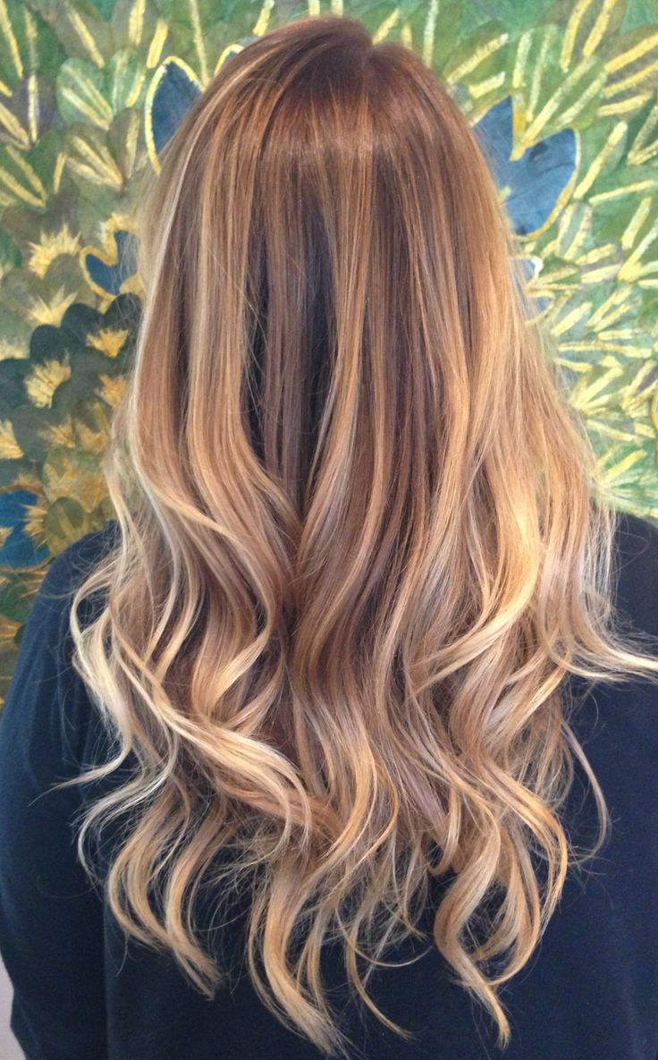 30 Popular Sombre & Ombre Hair For 2021 – Page 11 Of 20 With Natural Looking Dark Blonde Balayage Hairstyles (View 3 of 20)