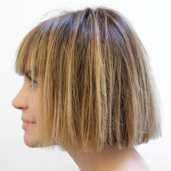 30 Stunning Balayage Short Hairstyles 2018 – Hot Hair Within Blonde Balayage Hairstyles On Short Hair (View 18 of 20)