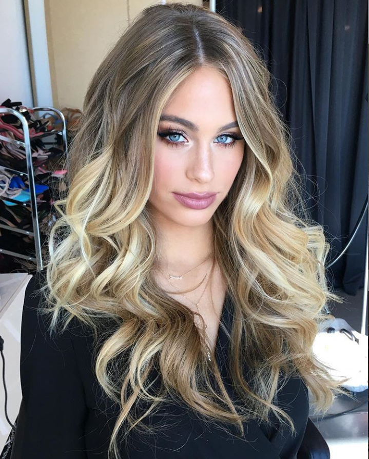 33 Hottest Blonde Balayage Highlights With Layers For Long In Blonde Balayage Hairstyles (View 3 of 20)