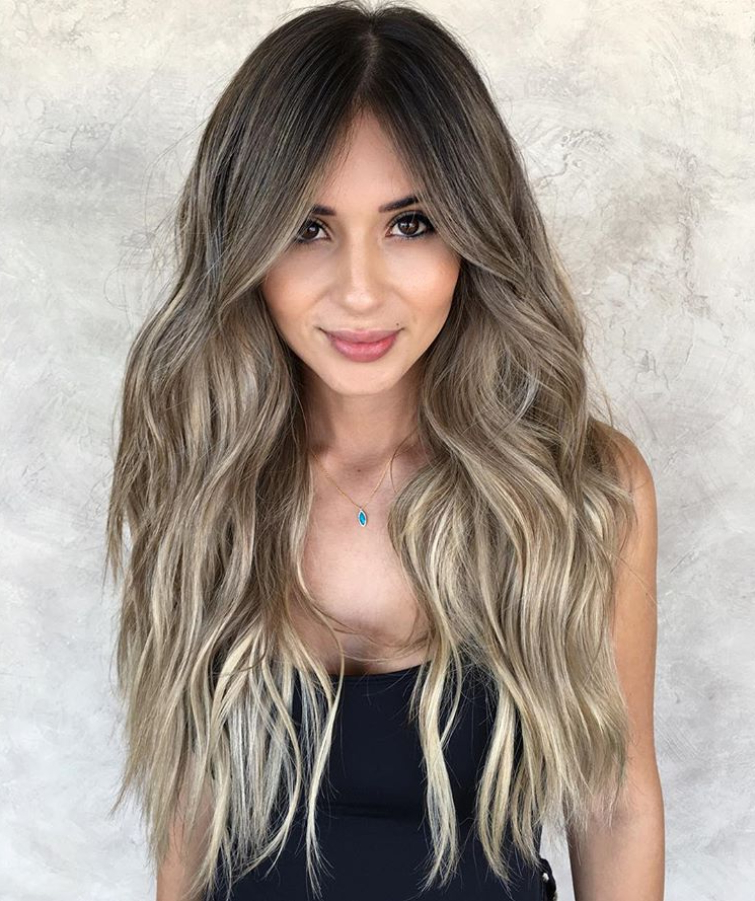 33 Hottest Blonde Balayage Highlights With Layers For Long Inside Blonde Balayage Hairstyles (View 14 of 20)