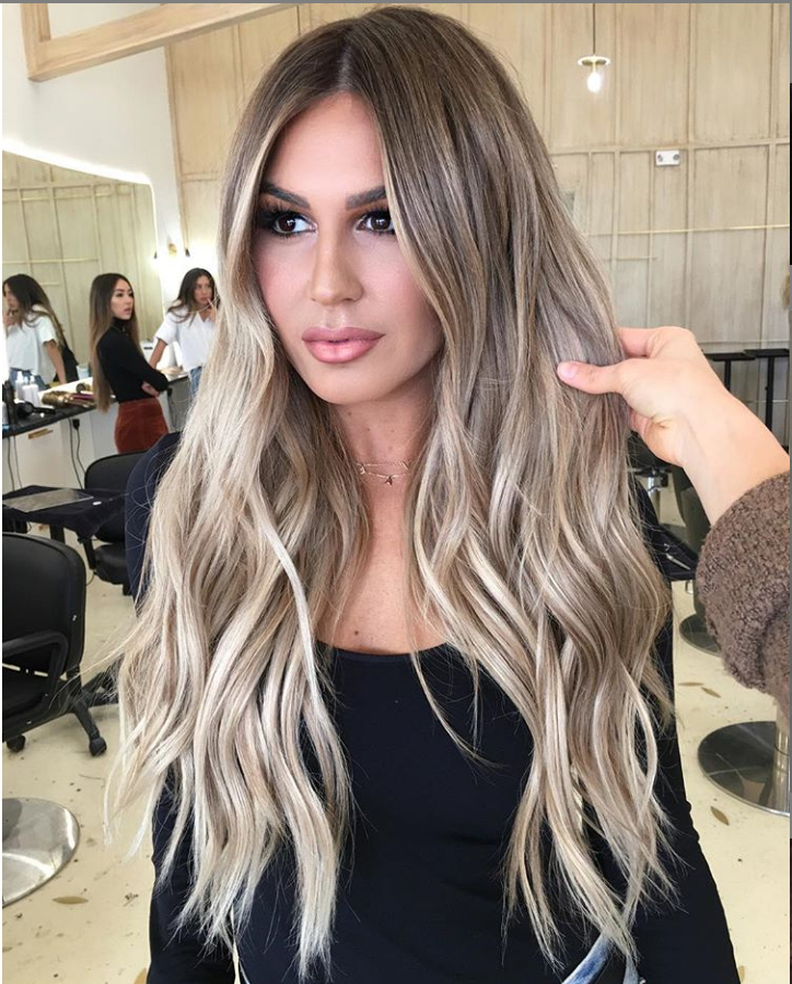 33 Hottest Blonde Balayage Highlights With Layers For Long With Regard To Long Pixie Hairstyles With Dramatic Blonde Balayage (View 14 of 20)