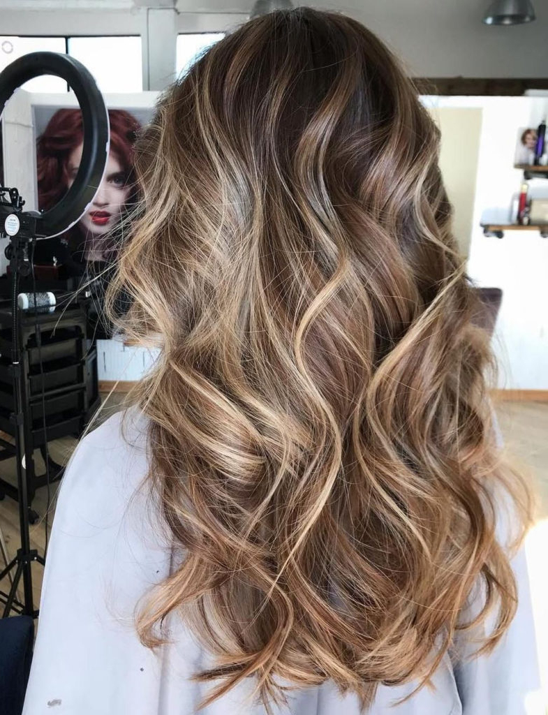 35 Balayage Hair Color Ideas – Best Balayage Hair Color Pertaining To Blonde Balayage Hairstyles (View 4 of 20)