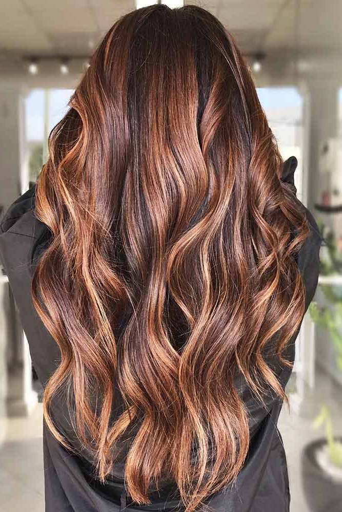 35 Flirty And Effortless Ways To Rock Golden Brown Hair Regarding Short Hairstyles With Delicious Brown Coloring (View 2 of 20)