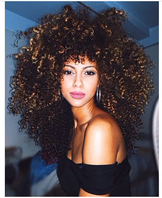3c, Curly For Most Recently Released Big, Natural Curls Hairstyles (View 10 of 20)