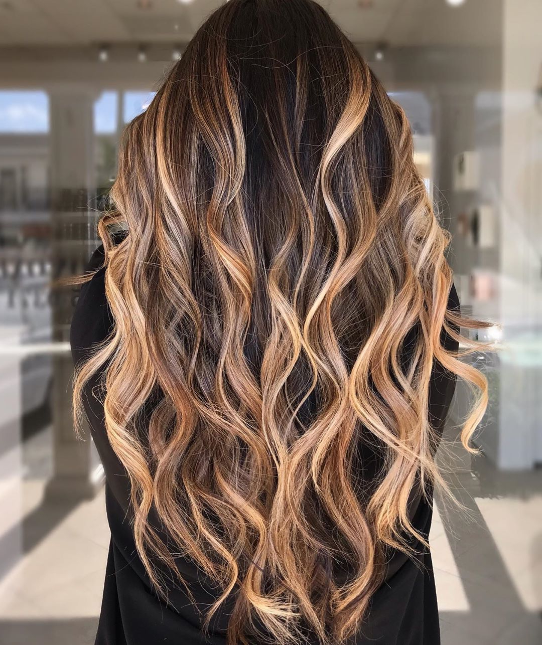40 Best Brown Balayage Hair Colours For 2021 | All Things For Short Brown Balayage Hairstyles (View 3 of 20)