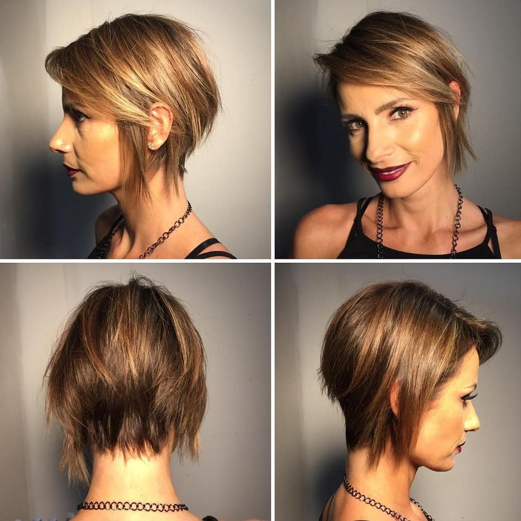 40 Best Edgy Haircuts Ideas To Upgrade Your Usual Styles In Preferred Razor Cut Pink Pixie Hairstyles With Edgy Undercut (View 17 of 20)