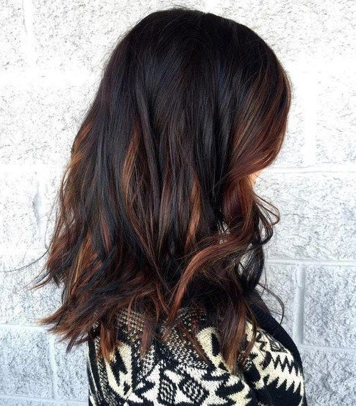 40 Brilliant Chestnut Hair Color Ideas And Looks Regarding Chestnut Short Hairstyles With Subtle Highlights (View 11 of 20)