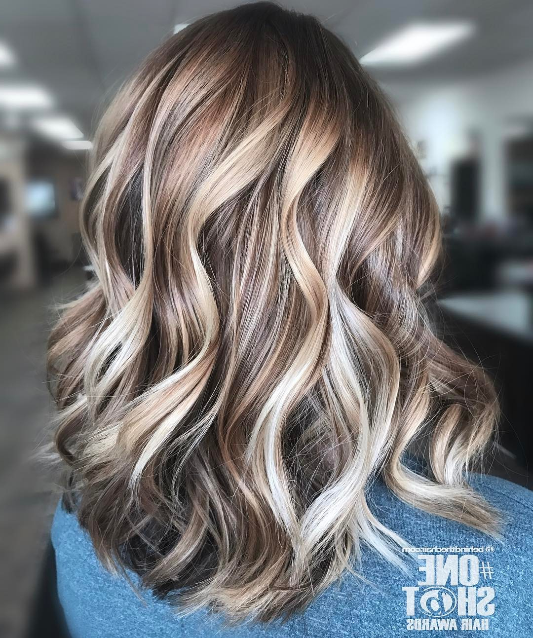 41 Best Balayage Hair Color Ideas 2019   Hairs (View 7 of 20)