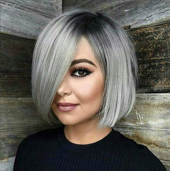 41 Cute Stacked Bob Hairstyles For Women 2020 – Lead Regarding Balayage For Short Stacked Bob Hairstyles (View 3 of 20)
