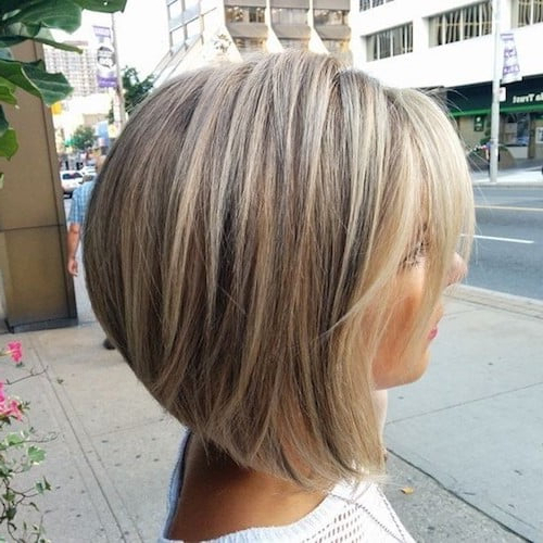 45 Best Balayage Hairstyles For Straight Hair With Shaggy Bob Hairstyles With Blonde Balayage (View 16 of 20)