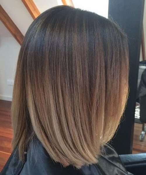 45 Cool Balayage Short Hair Ideas Dividedcolor – My In Short Brown Balayage Hairstyles (View 11 of 20)