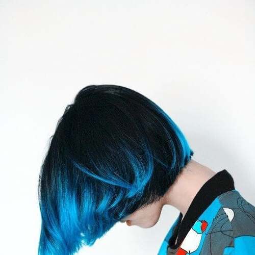 45 Short Hair With Highlights Ideas For A New Look! – My Regarding Current Short Hairstyles With Blue Highlights And Undercut (View 9 of 20)