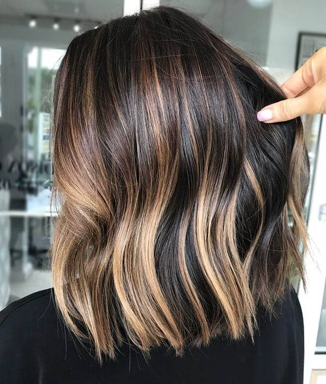 50 Best And Stylish Ideas For Long Bob Haircuts We Adore Throughout Balayage Highlights For Long Bob Hairstyles (View 2 of 20)