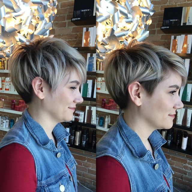 50 Hottest Balayage Hairstyles For Short Hair – Balayage With Pixie Hairstyles With Red And Blonde Balayage (View 17 of 20)