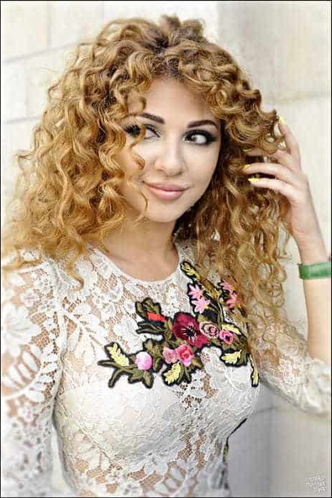 50 Ringlet Curls To Make You Look Amazing In 2021 For Newest Layered Ringlets Hairstyles (View 5 of 20)