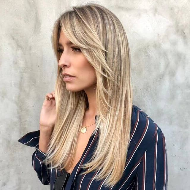 50 Timeless Ways To Wear Layered Hair And Beat Hair Boredom For Widely Used Long Layers Hairstyles With Face Framing (View 6 of 20)