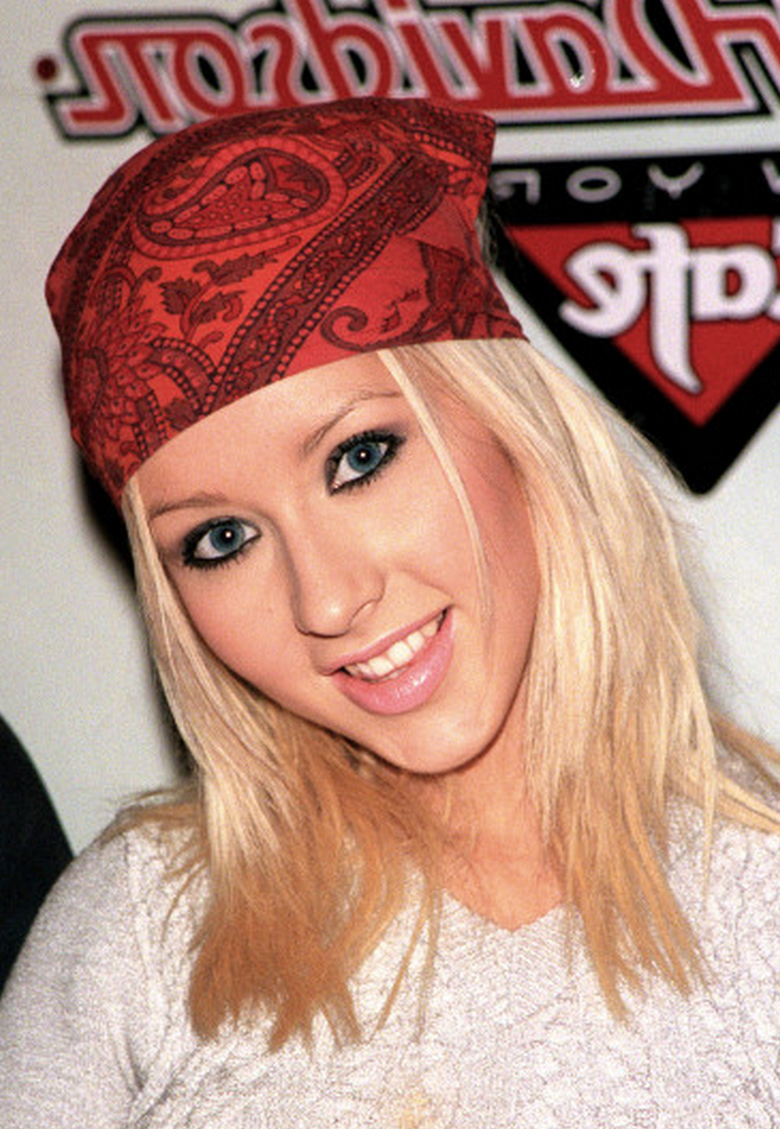 500 Days Of Style: A Modern Take On The 90s For Newest 90s Bandana Hairstyles (View 8 of 20)