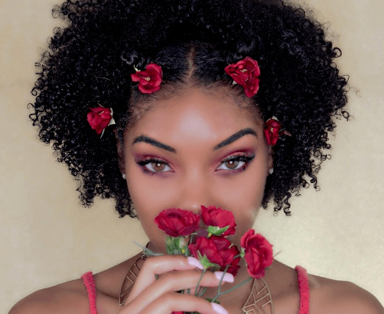 6 Fabulously Fresh Bantu Knots On Weave Hairstyles You Pertaining To Famous Bantu Knots Hairstyles (View 6 of 20)