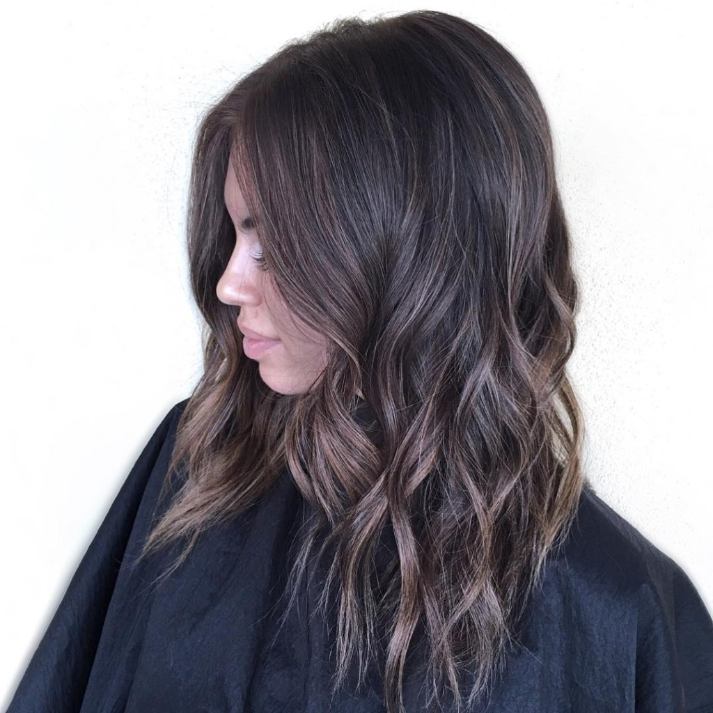 60 Balayage Hair Color Ideas With Blonde, Brown, Caramel In Subtle Balayage Highlights For Short Hairstyles (View 11 of 20)