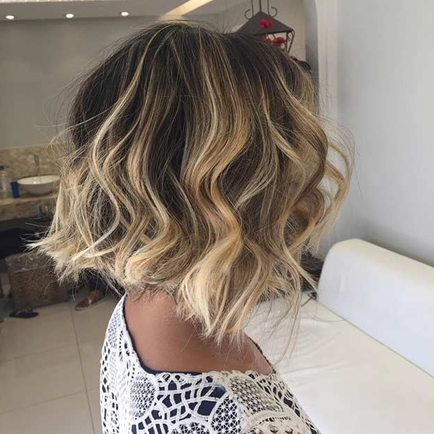60 Hottest Balayage Hair Color Ideas 2021 – Balayage Inside Ash Blonde Balayage For Short Stacked Bob Hairstyles (View 11 of 20)