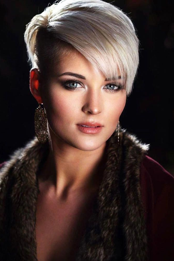67 Pixie Hairstyles And Haircuts In  (View 4 of 20)