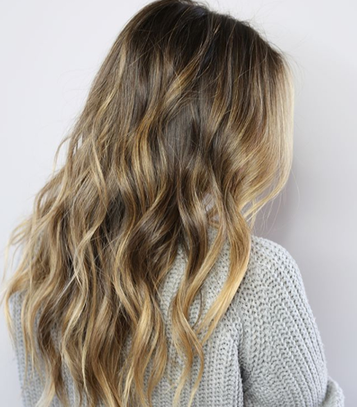69 Gorgeous Blonde Balayage Hairstyles You Will Love Pertaining To Natural Looking Dark Blonde Balayage Hairstyles (View 4 of 20)