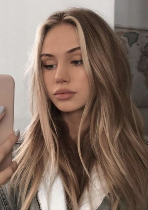 69 Of The Best Blonde Balayage Hair Ideas For You – Style Inside Blonde Balayage On Short Dark Hairstyles (View 14 of 20)