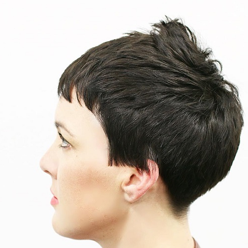 7 Short Choppy Pixie – Capellistyle Inside Most Popular Short And Choppy Graduated Pixie Haircuts (View 18 of 20)