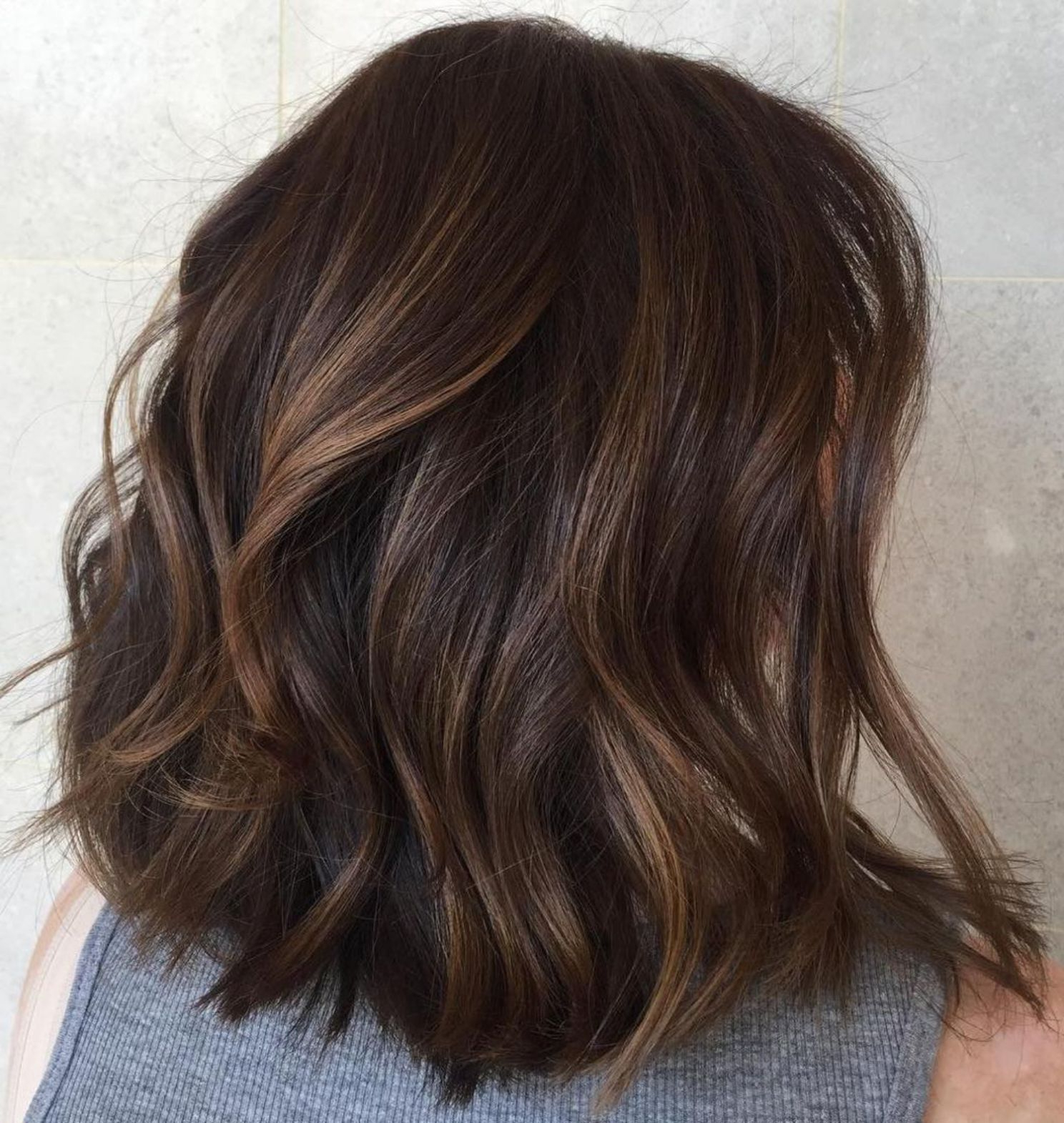 70 Brightest Medium Layered Haircuts To Light You Up Regarding Layered Dimensional Hairstyles (View 4 of 20)