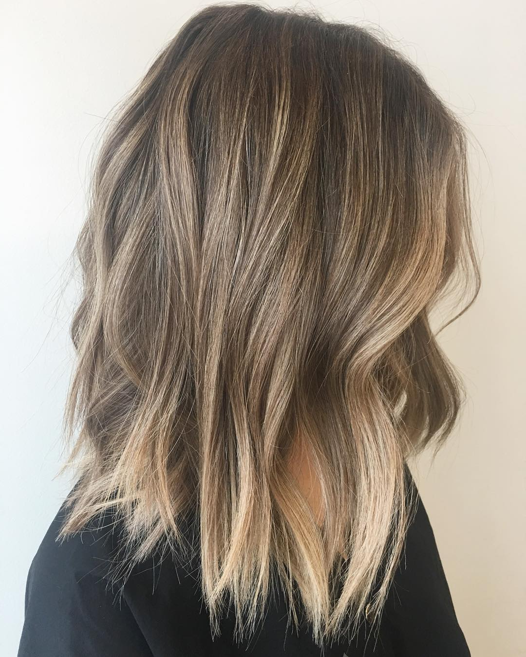 70 Flattering Balayage Hair Color Ideas – Balayage Pertaining To Blonde Balayage Hairstyles (View 18 of 20)
