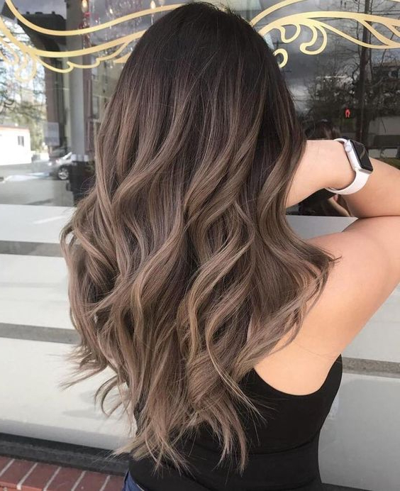 Balayage Brown Hair Ideas For This Season For Short Brown Balayage Hairstyles (View 6 of 20)