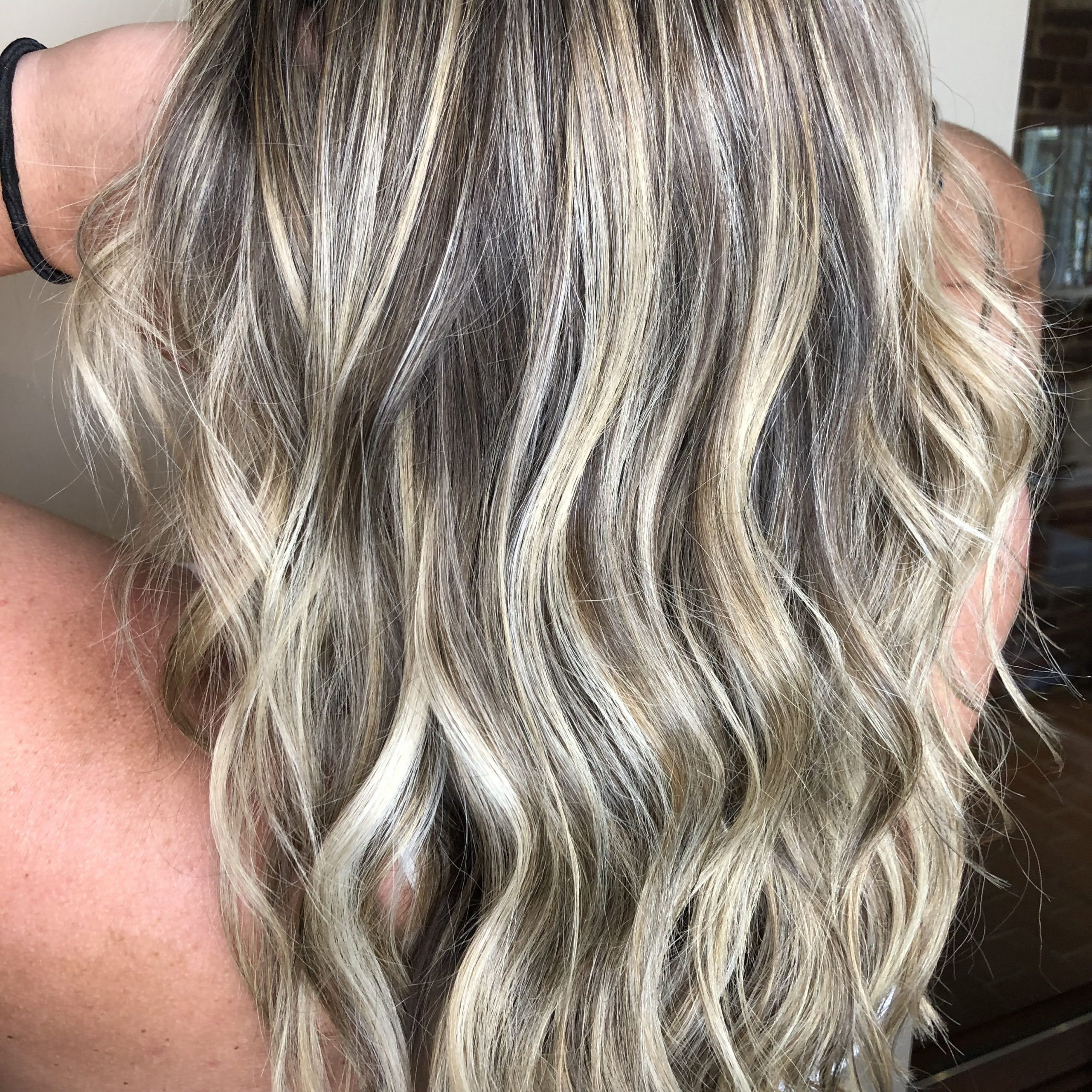 Balayage   Hair Beauty, Ash Blonde Hair, Long Hair Styles Throughout Long Pixie Hairstyles With Dramatic Blonde Balayage (View 3 of 20)