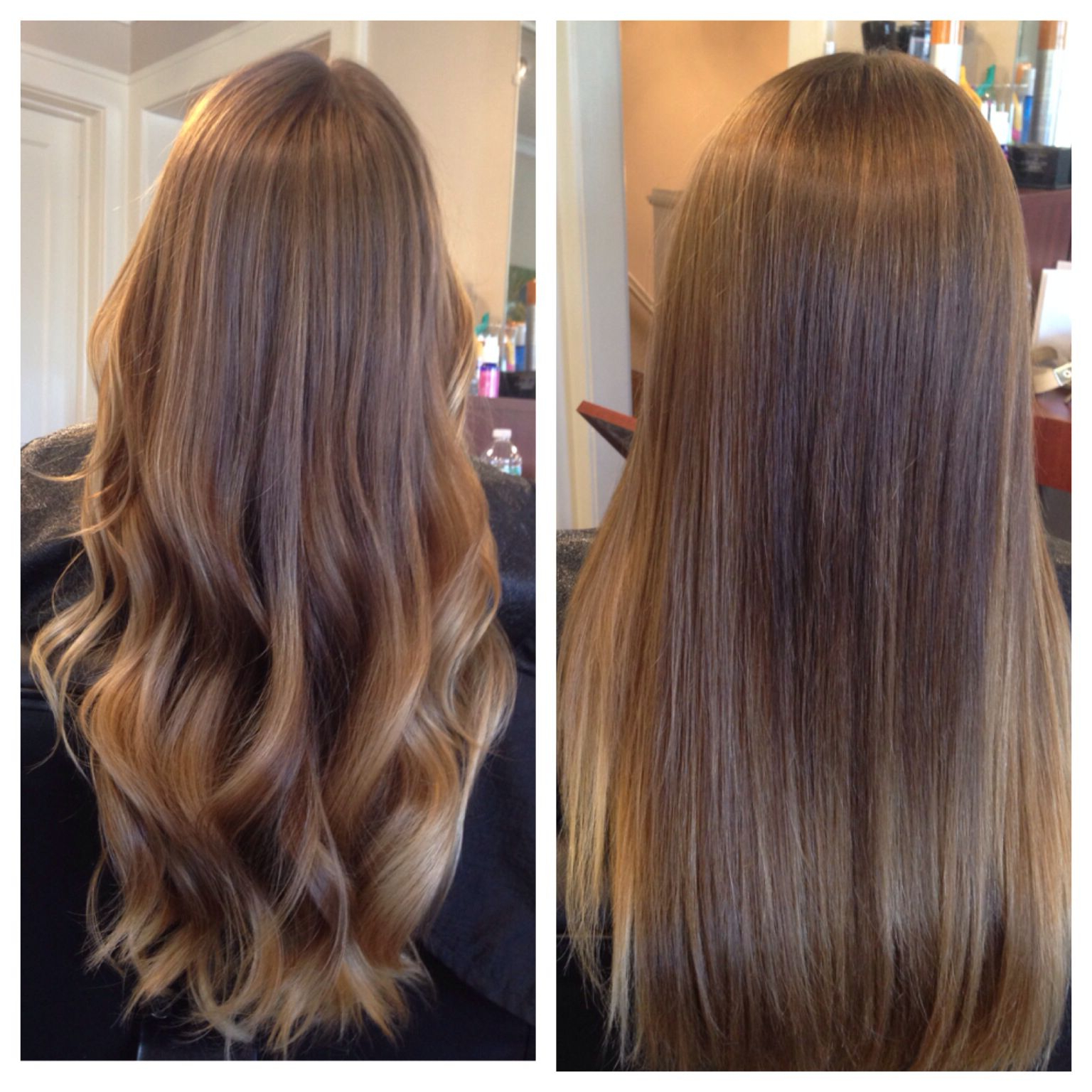 Balayage Ombre Done Well Means You Can Go Straight Or Wavy With Beachy Waves Hairstyles With Balayage Ombre (View 12 of 20)