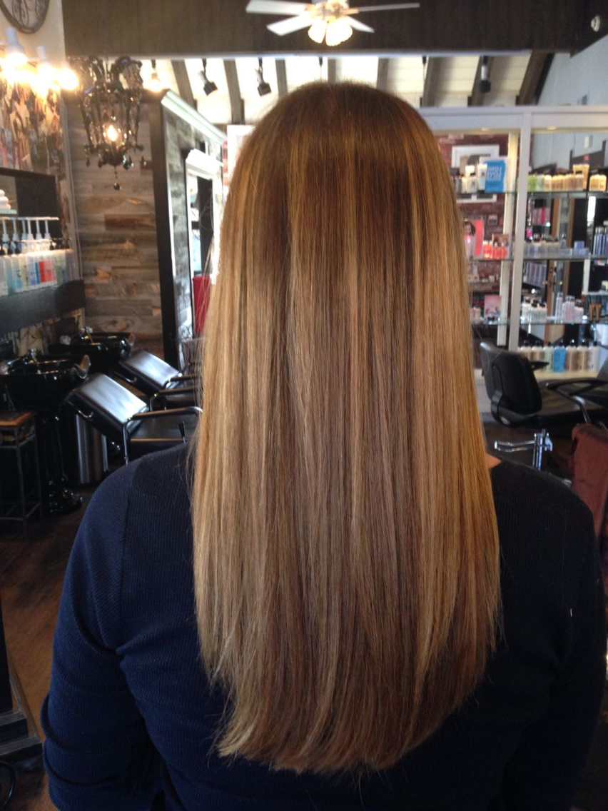 """Balayage Sun Kissed Highlights """"bronde""""   Brunettes Inside Short Sun Kissed Hairstyles (View 11 of 20)"""