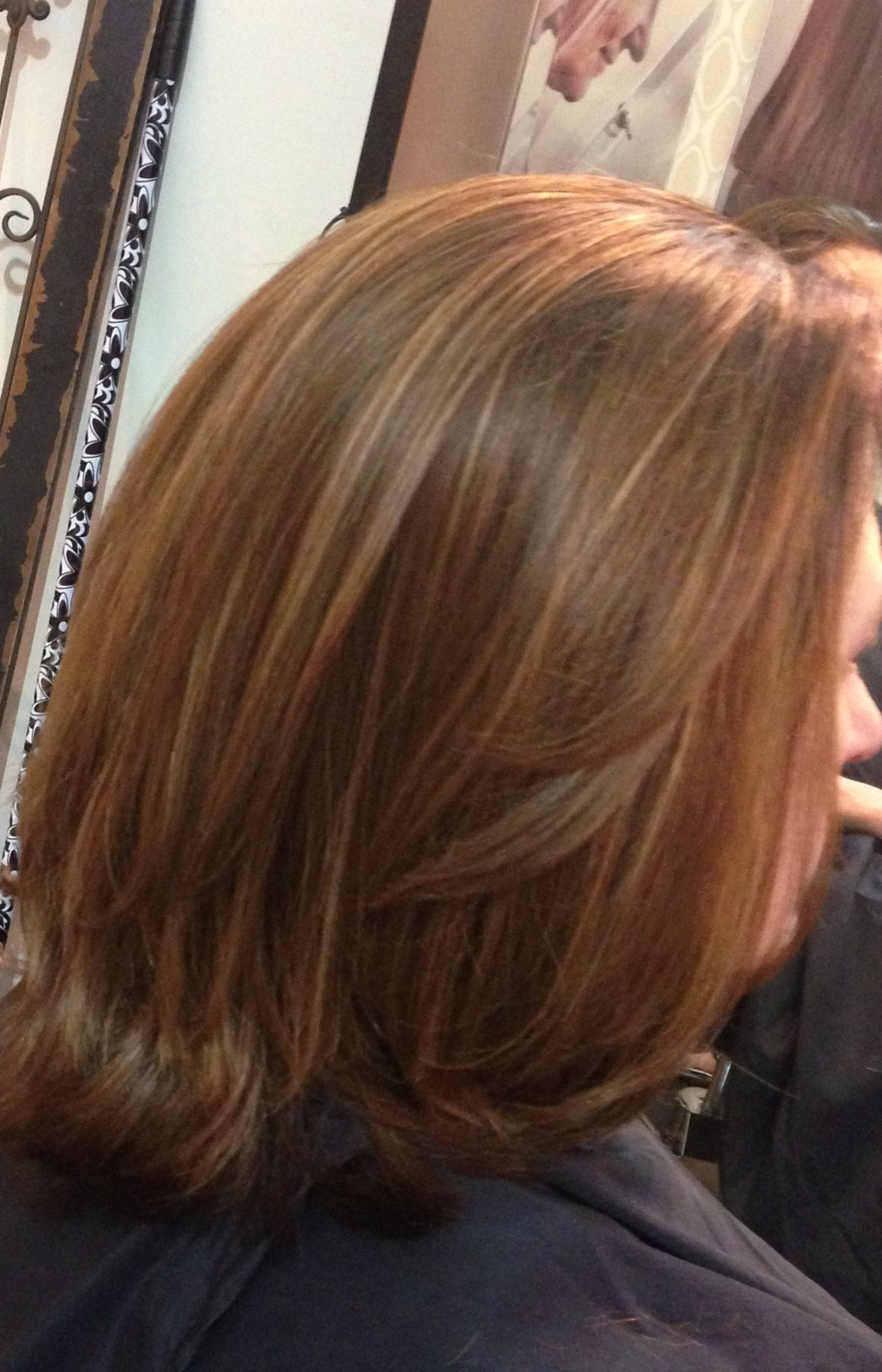 Base Color/dimensional Weave/haircut/blowout #hair #color With Regard To Layered Dimensional Hairstyles (View 10 of 20)