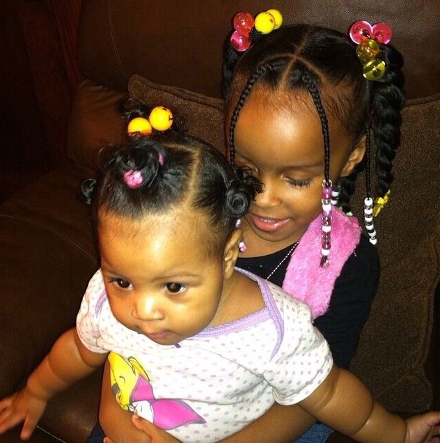 Best And Newest Baby Ponytails Hairstyles For Pin On Perfect Ponytails (View 15 of 20)