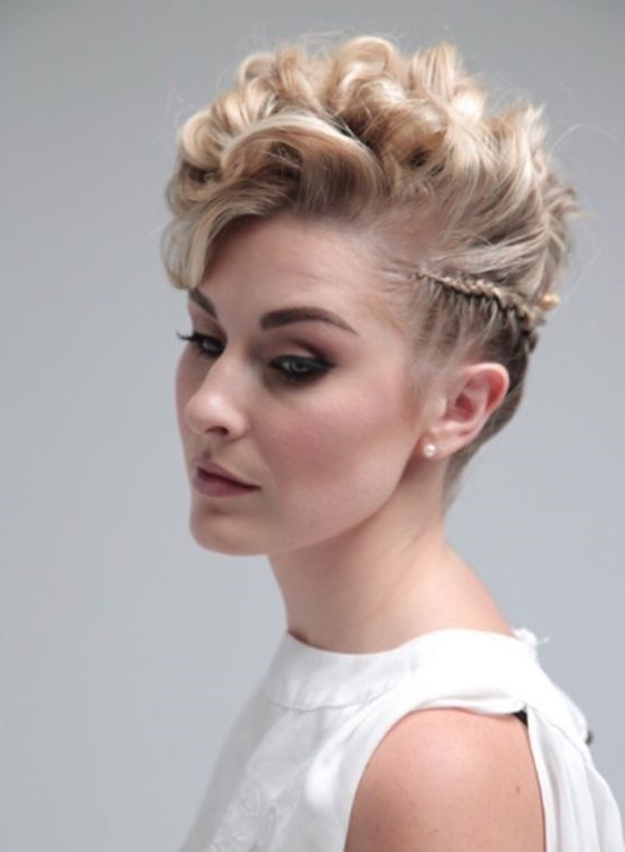 Best And Newest Classic Undercut Pixie Haircuts With Curly Pixie With Classic Haircut – Short Haircut Styles  (View 17 of 20)