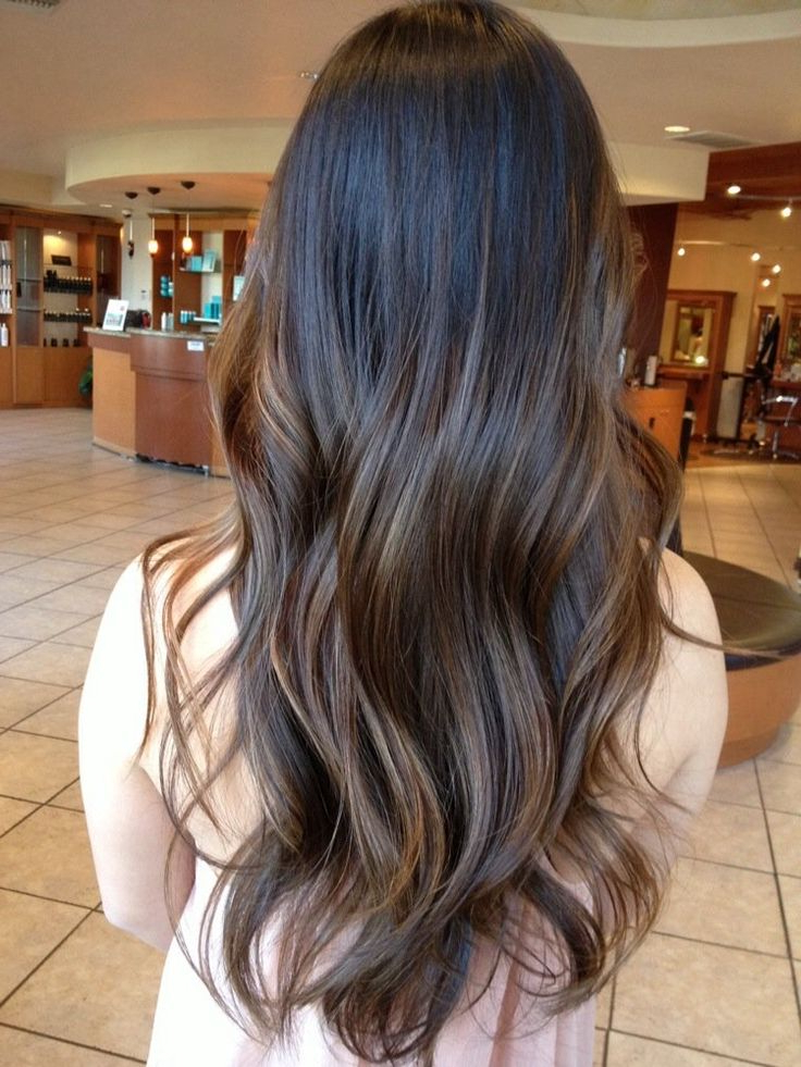 Best Balayage Hairstyles For Natural Black Hair With Regard To Natural Looking Dark Blonde Balayage Hairstyles (View 12 of 20)